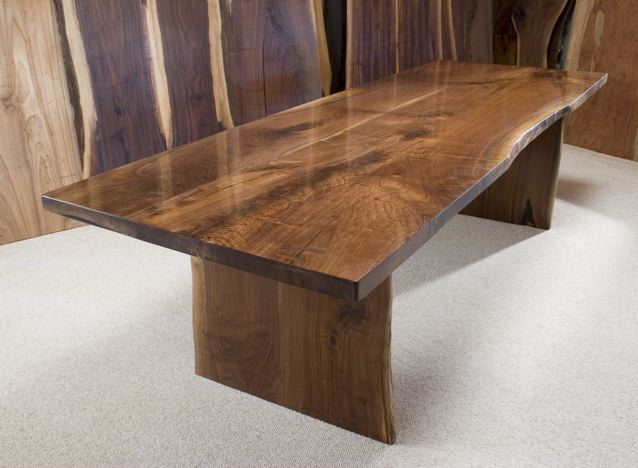 Live Edge Wood Tables Toronto